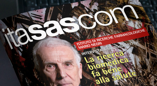 SAS Institute - Business intelligence - Itasascom magazine